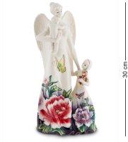 Jp-247/33 статуэтка ангел и дети (pavone)