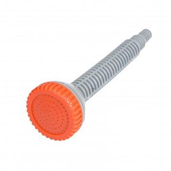 Насадка для полива, под шланги 1/2 (12 мм), 3/4 (19 мм), пластик