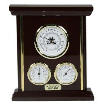 Настольная метеостанция brigant: барометр, термометр, гигрометр