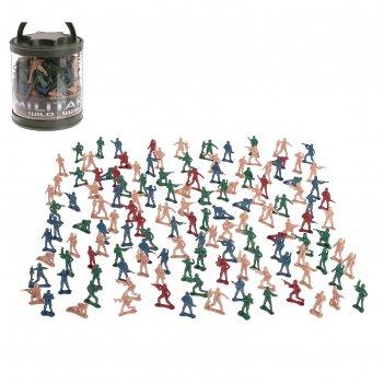 Набор солдатиков бравая армия