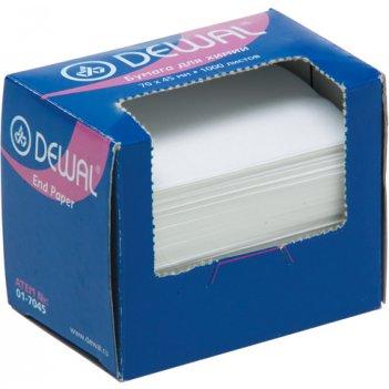 Бумага для химии 50 х 35 мм (1000 шт) dewal 01-5035