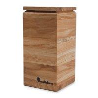 Емкость для сыпучих продуктов bp003on, размер: 11х11х23,5 см, материал: де