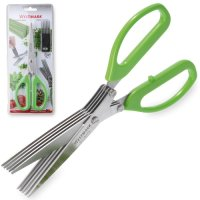Ножницы для зелени с 5-ю лезвиями, серия steel, westmark, ге