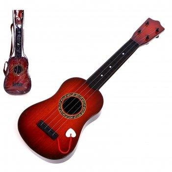 Игрушка музыкальная гитара бард