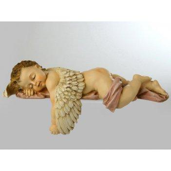 Статуэтка спящий ангел длина=32 см