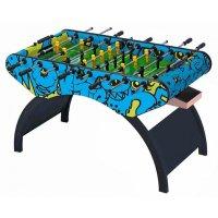 Игровой стол - футбол cosmos  игровое поле 1180х680х9мм mdf