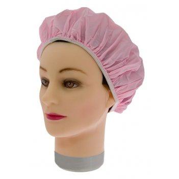 Шапочка 508063303 д/душа-химии пластиковая розовая