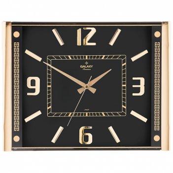 Часы настенные кварцевые 37,1*41,5 см размера циферблата 32,2*30,5 см (кор