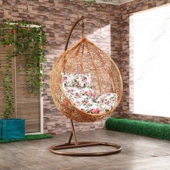Кресло-качели кокон bellarden паама, садовая мебель