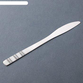 Нож столовый «равингтон», h=22,3 см