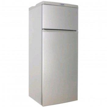 Холодильник don r-216 mi, двухкамерный, класс а, 250 л, цвет металлик искр