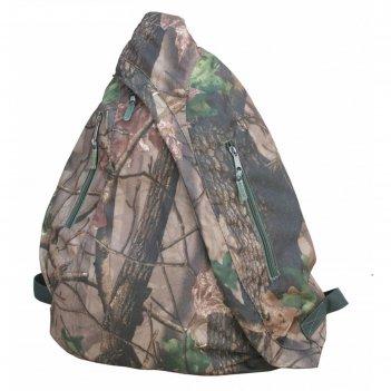 Рюкзак одноплечевой, цвет лес