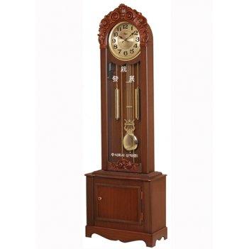 Интерьерные напольные часы sinix 924 es