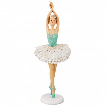 Статуэтка балерина 11,5*10*31,5 см. (кор=8шт.)