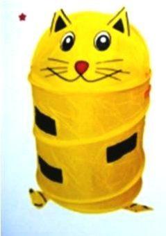 Корзина котенок 45*50 см