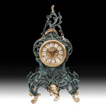 Часы каминные лоза