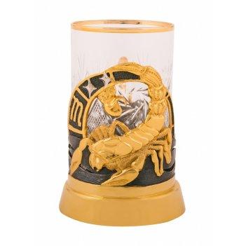 Подстаканник скорпион златоуст