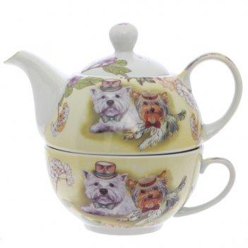 Чайник с чашкой, 430мл, 250мл