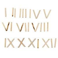 Набор для творчества римские цифры (набор 26 деталей)  2 см (80816)