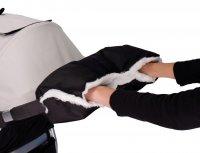 Муфта для рук универсальная baby jogger, цвет черный