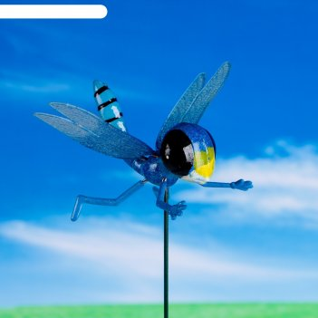 Декоративный штекер пчела-волшебница микс