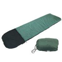 Спальный мешок люкс с москитной сеткой 3-х слойный  микс