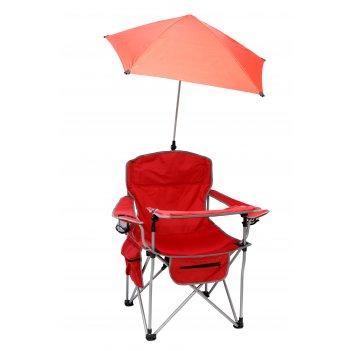 Кресло складное creative outdoor цвет красный