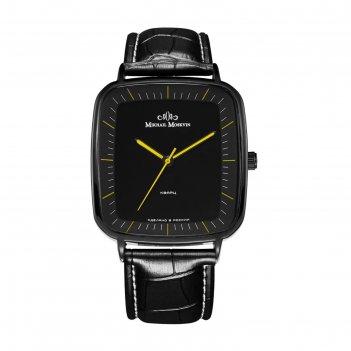 Часы наручные мужские михаил москвин классика кварцевые модель 1201a11l1