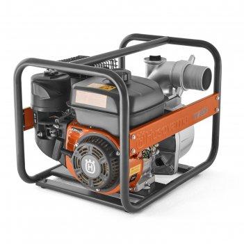 Мотопомпа husqvarna w80p, 6.5 л.с., 833 л/мин, d= 80 мм, 5-7 м, напор 28 м
