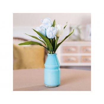 Изделие декоративное цветы высота=25 см. без упаковки (мал=12шт./кор=48шт.