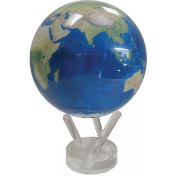 Глобус мобиле d12 см земля голубая