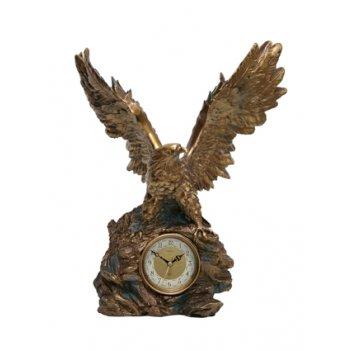 Скульптурные часы из полимерных смол восток к4507-4