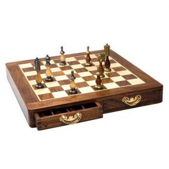 шахматы «arabescato»