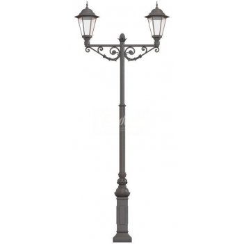 Фонарный столб с-06-2 со светильниками