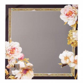 Зеркало настенное, l50 w4 h50 см