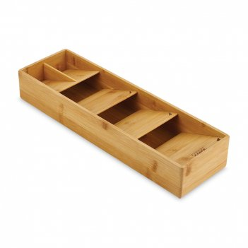 Органайзер для столовых приборов drawerstore, размер: 39,8 х 12,2 х 6 см,