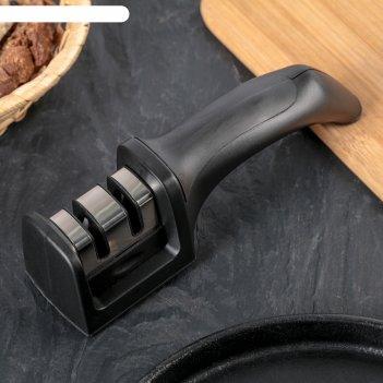 Ножеточка ручная borga