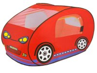 Игровая палатка моя машина, цвет красный