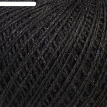 Нитки вязальные флокс 150м/25гр 100% хлопок (4305)
