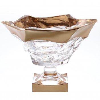 Фруктовница crystal heart 30 см