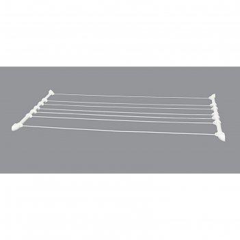 Сушилка для белья потолочная прима веревочная 7 линий