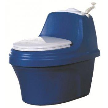 Piteco 201 био туалет торфяной piteco