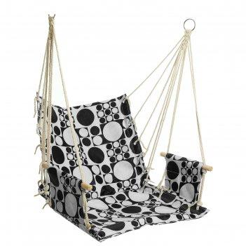 Гамак-кресло подвесное 42х45х48 см