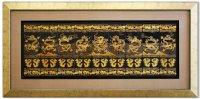 xms-2276 картина девять восточных драконов