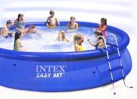 С56414, бассейн easy set (изи сет), intex