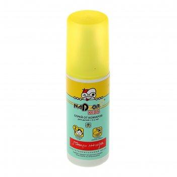 Спрей от комаров для детей, 100 мл