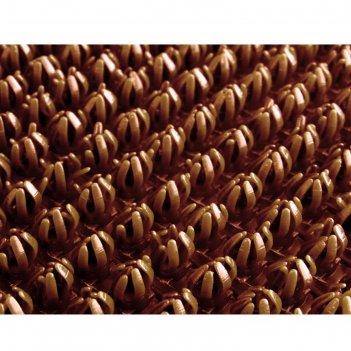 Щетинистое покрытие 0,90х15 м, цвет коричневый