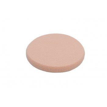Спонж puff 6-sw круглый (6x6x0,8) для нанесения макияжа, латекс