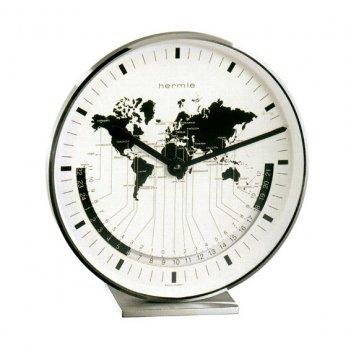 Настольные кварцевые часы hermle 2100-00-843