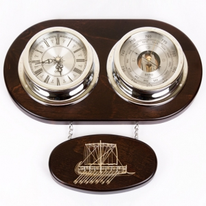 Метеостанция / часы с подвесом